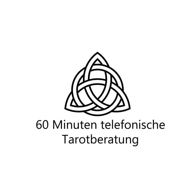 Tarot cards voucher for a consultation on the phone - 60 minutes