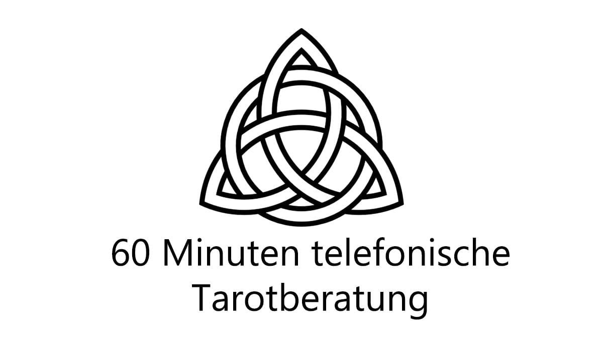 Tarotkarten Gutschein für eine Beratung am Telefon - 60 Minuten