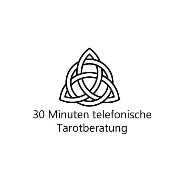 Tarotkarten Gutschein für eine Beratung am Telefon - 30 Minuten